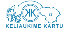 keliaukimekartu logo
